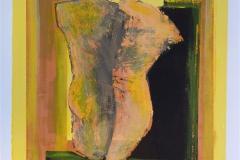 Tango tema Serigrafi håndkolorert (25x21 cm) kr 1800 ur