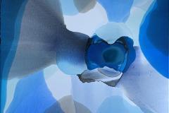 Farger og flyt I Akrylmaleri (100x100 cm) kr 13000 ur