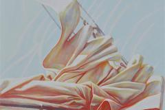 Sunlight dance Oljemaleri (80x80 cm) kr 14500 ur