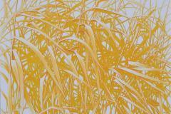 Sunny Gardens I Oljemaleri (90x120 cm) kr 16500 ur