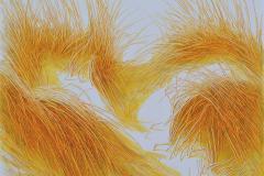 Sunny Gardens X Oljemaleri (90x120 cm) kr 16500 ur