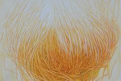 Sunny Gardens XIV Oljemaleri (38x36 cm) kr 6000 ur