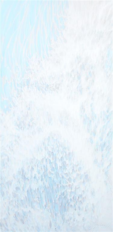 Elemental forces Oljemaleri (160x80 cm) kr 18500 ur