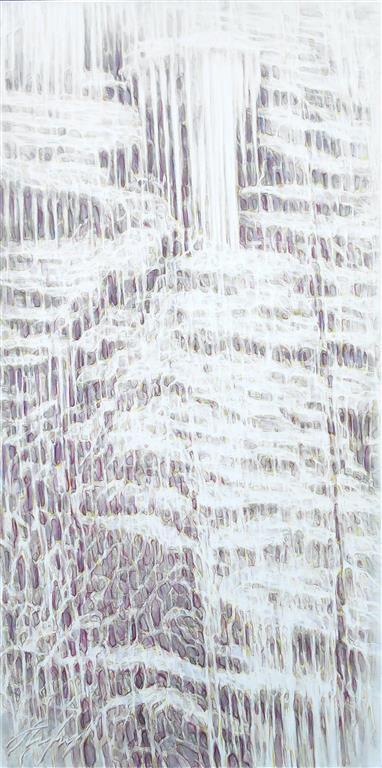 North fairytale IV Oljemaleri (160x80 cm) kr 18500 ur