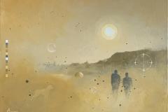Return Akrylmaleri (60x80 cm) kr 11000 ur