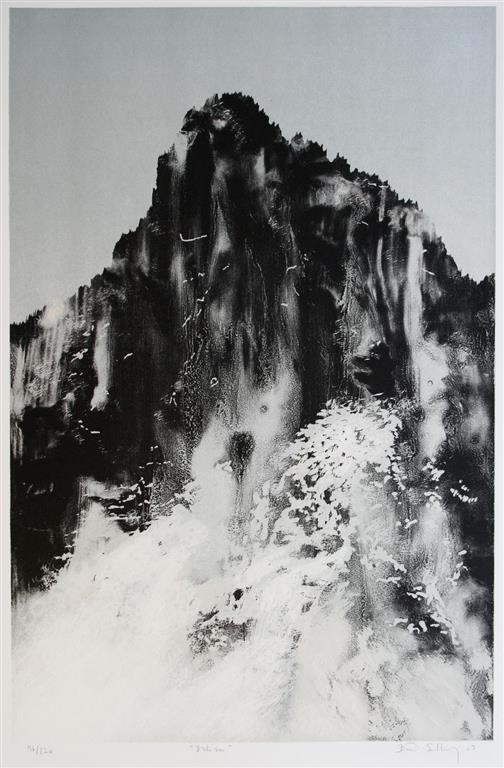 Batian Litogarfi 56x37 cm 1800 ur