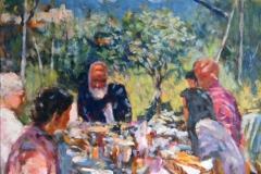 Ute-til-lunsj-Akrylmaleri-50x50cm-7500-kr-m.r.
