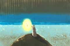Farol Etsning (49x69 cm) kr 4500 ur