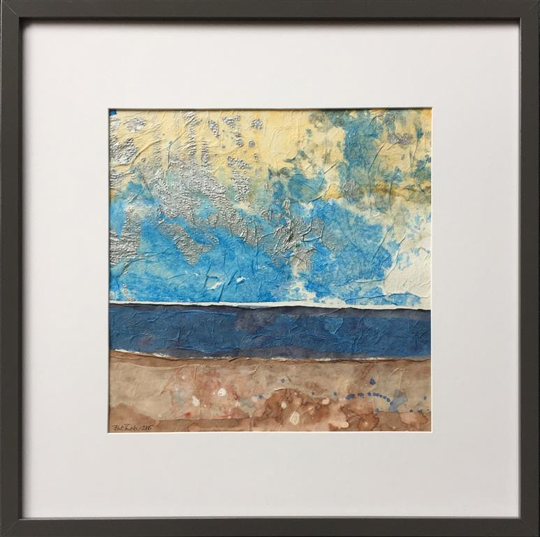 Landskap XIII Collage (32x32 cm) kr 2900 mr