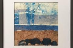 Landskap XII Collage (32x32 cm) kr 2900 mr
