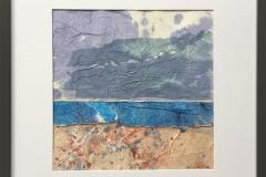 Landskap XIV Collage (32x32 cm) kr 2900 mr