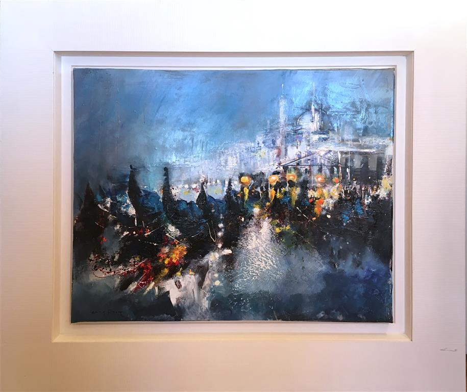 Venise Maleri (50x61 cm) kr 20000 mr