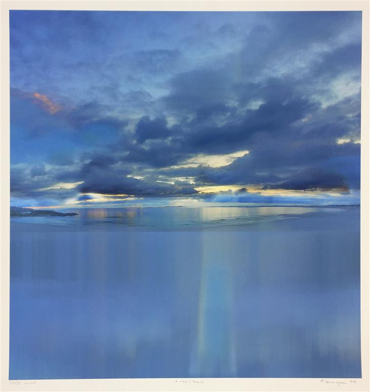 A Magic beach Digitale trykk (58x55 cm) kr 5000 ur