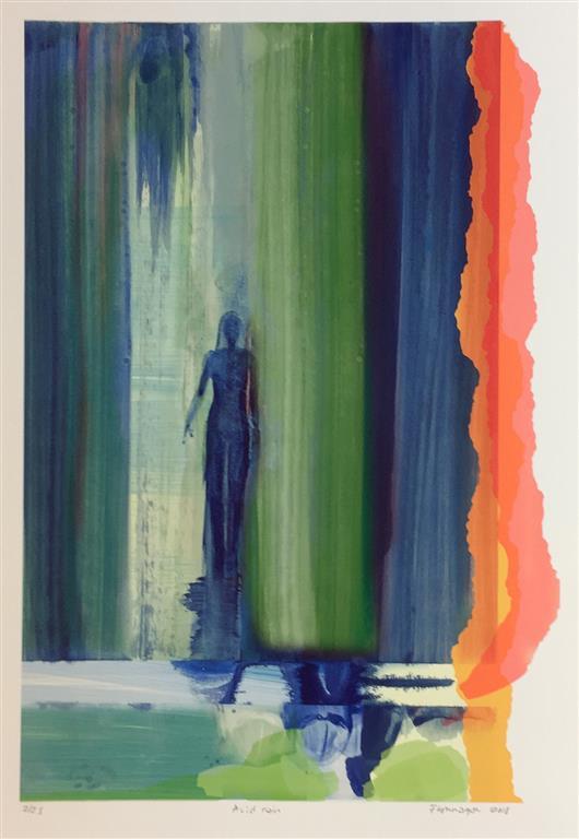 Acid rain Digitale trykk (42x29 cm) kr 4000 ur