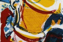 Musikkglede II Litografi 7,5x6cm 300,-kr u.r.