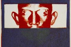 Natt Litografi 11x10cm 600,-kr u.r.