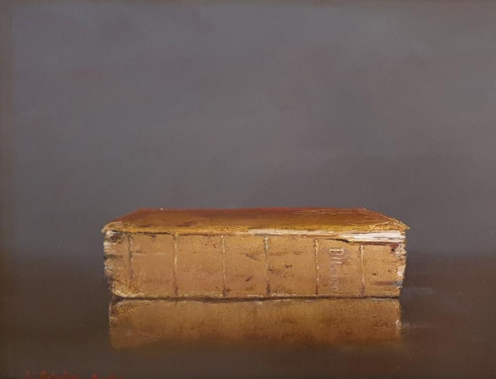 Bibel 06 Oljemaleri (30x40 cm) kr 16000 mr
