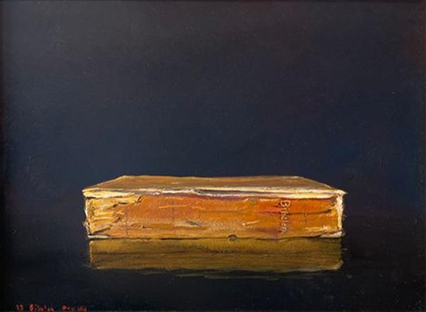 Bibel 12 Oljemaleri (30x40 cm) kr 16000 mr