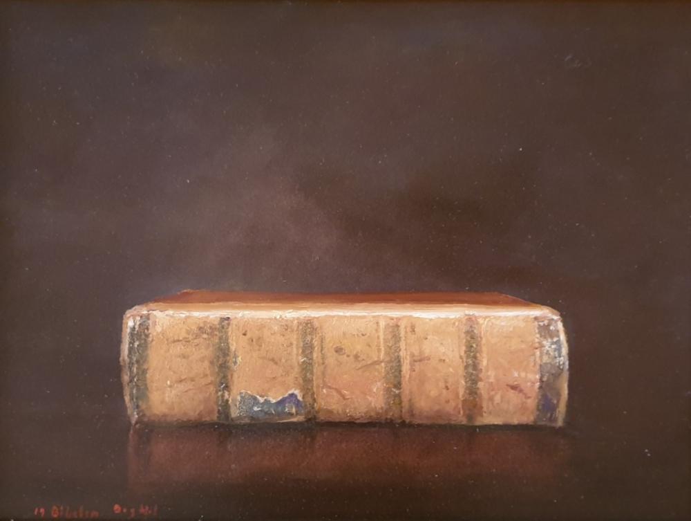 Bibel 19 Oljemaleri (30x40 cm) kr 16000 mr