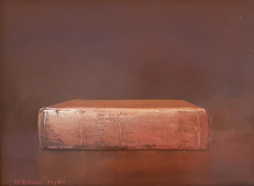 Bibel 23 Oljemaleri (30x40 cm) kr 16000 mr
