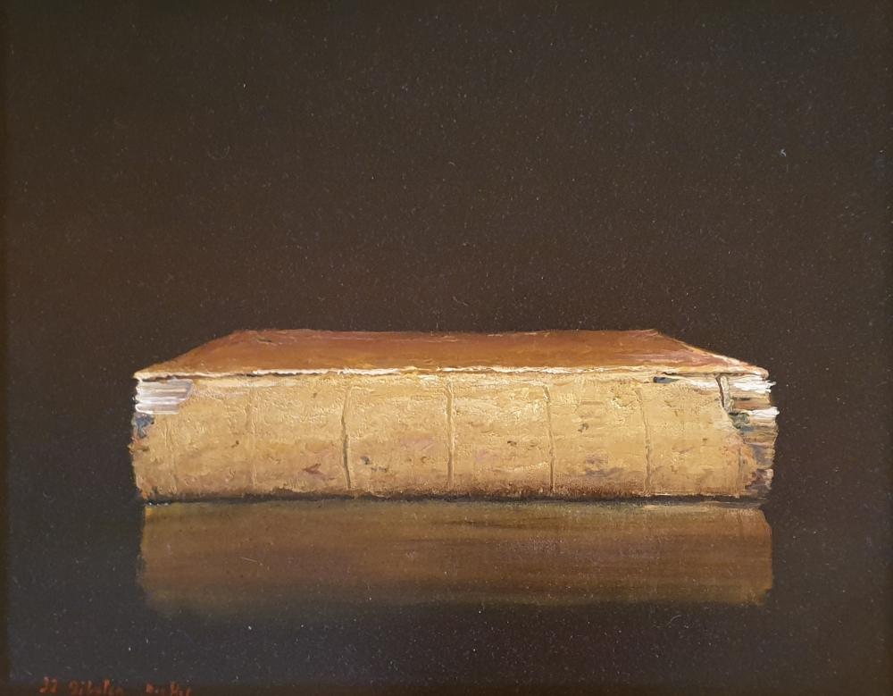 Bibel 32 Oljemaleri (40x50 cm) kr 21000 mr