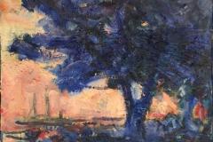 Morgenlys Maleri (41x33 cm) kr 6000 mr