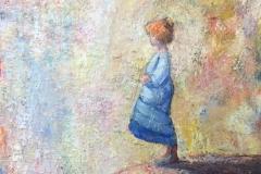 Utsikt Maleri (50x50 cm) kr 9000 ur