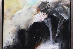 Birgit Juhl Livsenergi I Oljemaleri (50x50 cm) kr 4300 mr