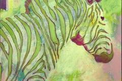 Jytte Jespersen Sydafrika I Akrylmaleri (60x50 cm) kr 3800 ur