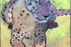 Jytte Jespersen Sydafrika II Akrylmaleri (60x50 cm) kr 3800 ur