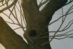 TrestudieTemperamaleri (50x40 cm) kr 12000 mr