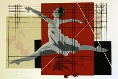 Ballerina 64 x 48cm 3360