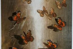 Det livgivende lyset Tresnitt 35x26 cm 1800 ur