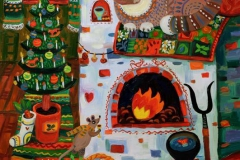 Arisha Oljemaleri 70x50 cm 6000 ur