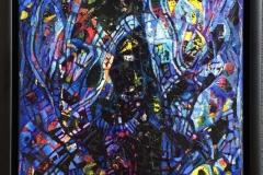 Natt Oljemaleri (33x22 cm) kr 4500 mr