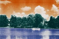 Landscape I Photolito 28x27,5 cm 1100,-kr u.r.