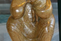 Mother and Child Bronse H39 cm 8000