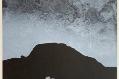 Vinternatt Litografi, serigrafi (55,5x41,5 cm) kr 4000 ur