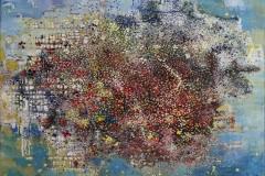 Fjeldblomster Oljemaleri 70x90cm 8000,-kr m.r
