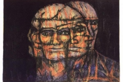 Metamorfose Litografi 36x50 cm 4200 ur