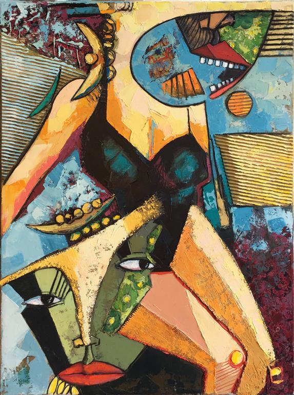 Bobito Maleri (80x60 cm) kr 13000 ur