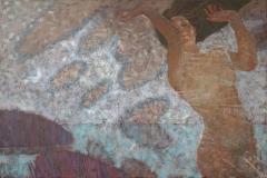 The point of no return Oljemaleri (80x120 cm) kr 19000 ur