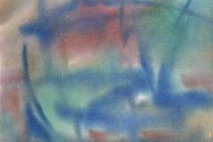 Komposisjon 7 Akvarell (36x48 cm) kr 3000 ur