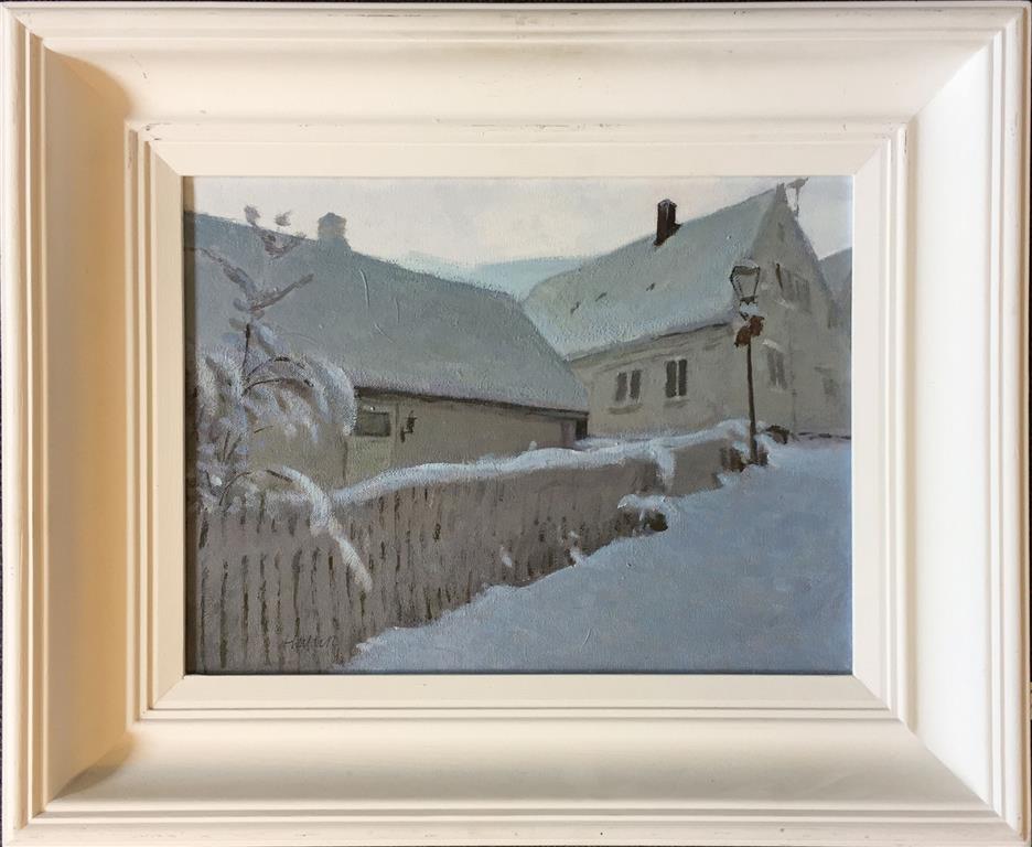 Vinter I Akrylmaleri (30x40 cm) kr 4000 mr