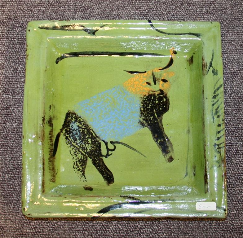 Fat Keramikk 21x21 cm 600 kr