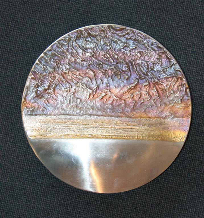 Aurora Borealis Tinn (d26 cm) kr 4000