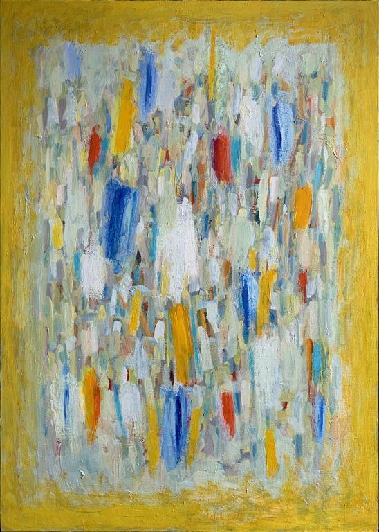 The orchestra Oljemaleri (116x89 cm) kr 30000 ur
