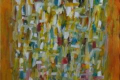 Etat spirituel V Akrylmaleri 64x48 cm 12000 mr