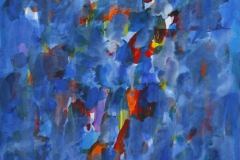 Etat spirituel VI Akrylmaleri 64x48 cm 12000 mr
