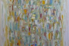 Les batements amoureuses de coeur Oljemaleri 116x89 cm 27000 mr